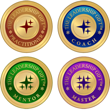 Leadership Gift Accreditation Badges